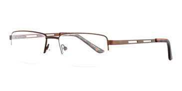 Brown Eight To Eighty New York Eyeglasses