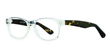 Crystal Eight To Eighty Parker Eyeglasses.