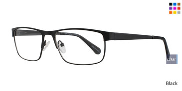 Black Eight To Eighty Tanner Eyeglasses