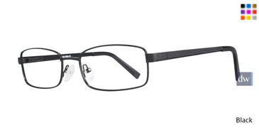 Black Eight To Eighty Tesla Eyeglasses