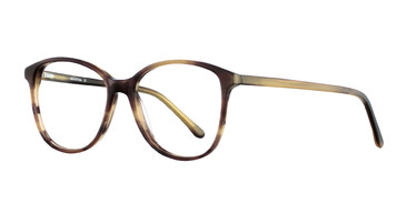 Brown Serafina Barbara Eyeglasses