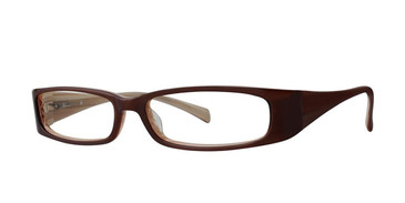 Toffee/Cream Vivid 738 Eyeglasses