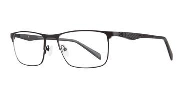 Black Serafina Calvin Eyeglasses