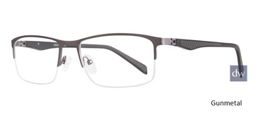 Gunmetal Serafina Georgio Eyeglasses