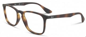 Tortoise RayBan RB7074 Eyeglasses