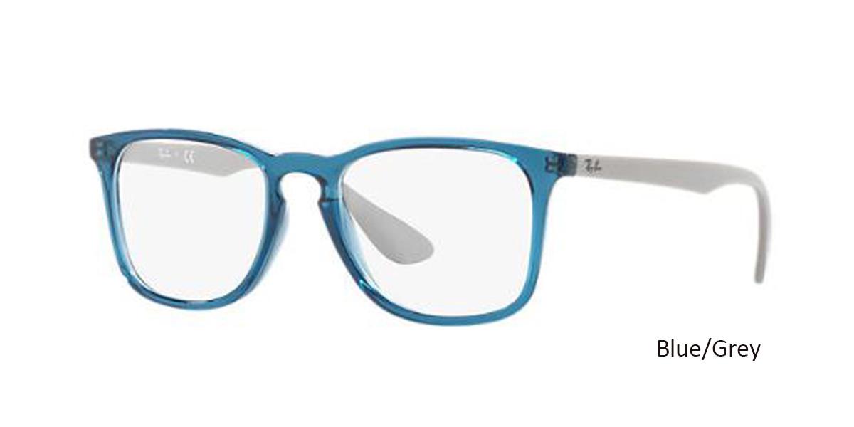 Blue/Grey RayBan RB7074 Eyeglasses