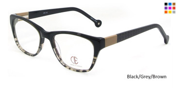 Black/Grey/brown CIE SEC103 Eyeglasses .