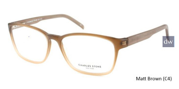 Matt Brown (C4) William Morris Charles Stone NY CSNY505 Eyeglasses