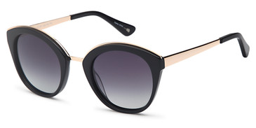 Black Capri JF 601 Sunglasses - Teenager