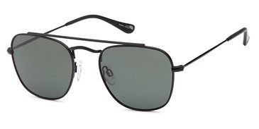 Black Capri JF 604 Sunglasses.