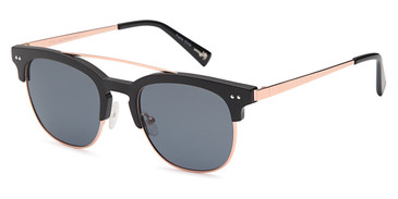 Black Capri JF 612 Sunglasses - Teenager