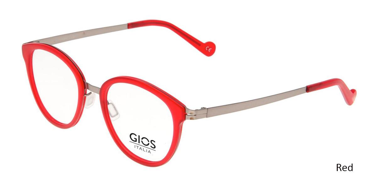 Red Gios Italia SN200025 Eyeglasses.