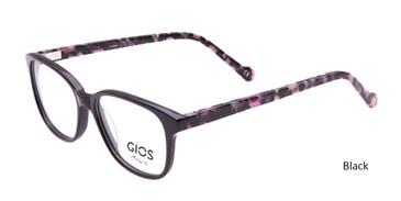 Black Gios Italia RF500083 Eyeglasses