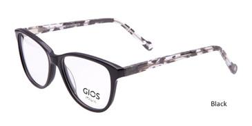 Black Gios Italia RF500077 Eyeglasses