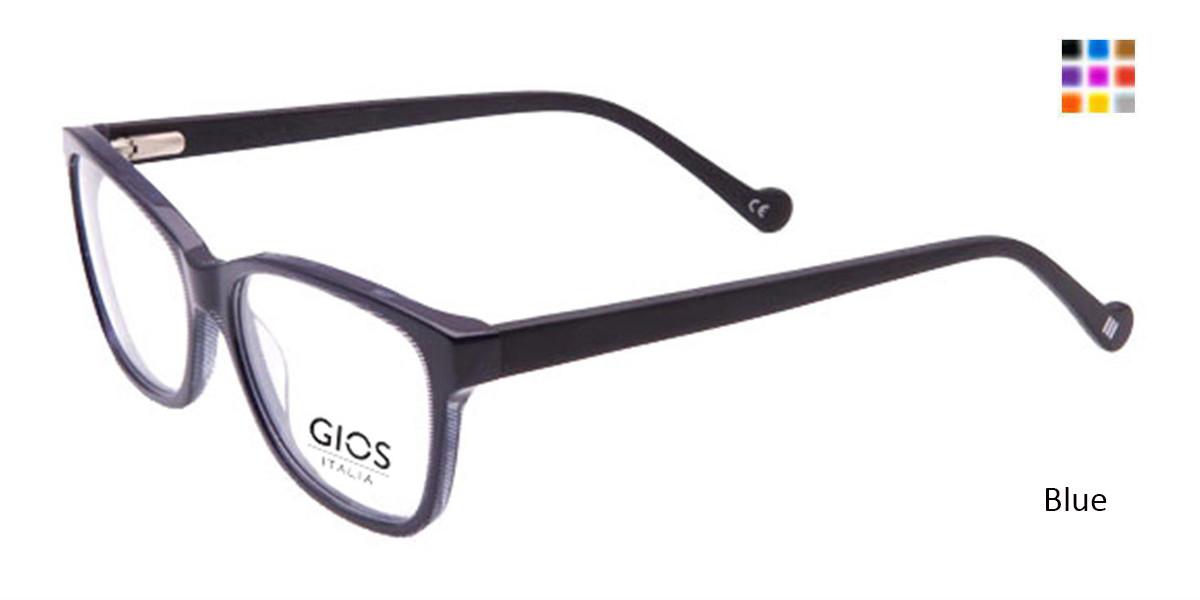 Blue Gios Italia RF500060 Eyeglasses