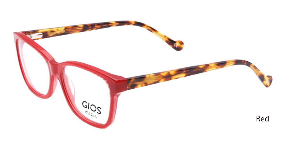 Red Gios Italia RF500060 Eyeglasses