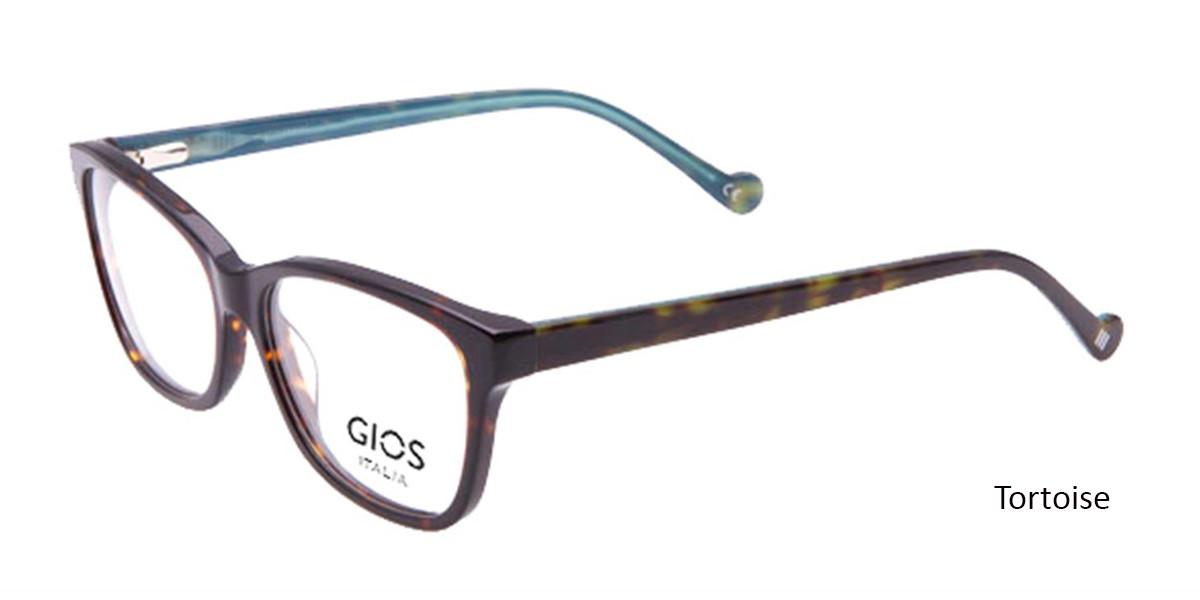 Tortoise Gios Italia RF500060 Eyeglasses