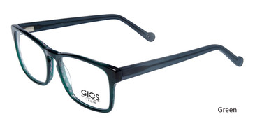 Green Gios Italia RF500030 Eyeglasses