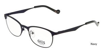 Navy Gios Italia LP100036 Eyeglasses