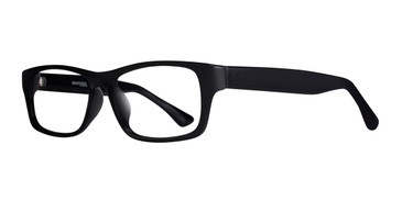 Black Affordable Designs Apollo Eyeglasses.