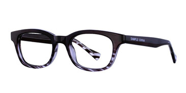 Black Fade Affordable Designs Blake Eyeglasses.