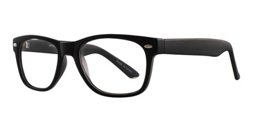 Black Affordable Designs Butch Eyeglasses.