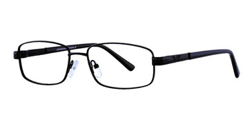 Black Affordable Designs Carl Eyeglasses.