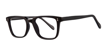 Black Affordable Designs Dan Eyeglasses.