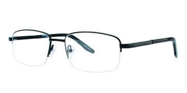 Black Affordable Designs Dusty Eyeglasses.