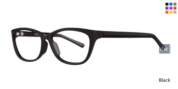 Black Affordable Designs First Lady Eyeglasses