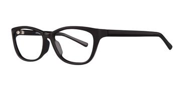 Black Affordable Designs First Lady Eyeglasses
