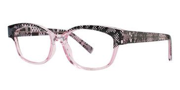 Pink Affordable Designs Gia Eyeglass.