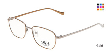 Gold Gios Italia LP100020 Eyeglasses