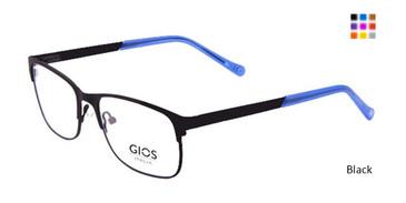 Black Gios Italia GLP100051 Eyeglasses