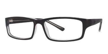 Black Affordable Designs Glen Eyeglasses.