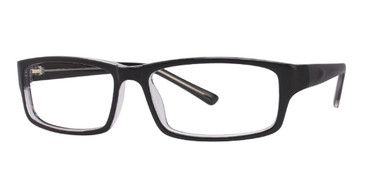 Black Affordable Designs Glen Eyeglasses.