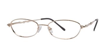 Rose Affordable Designs Italia Eyeglasses.