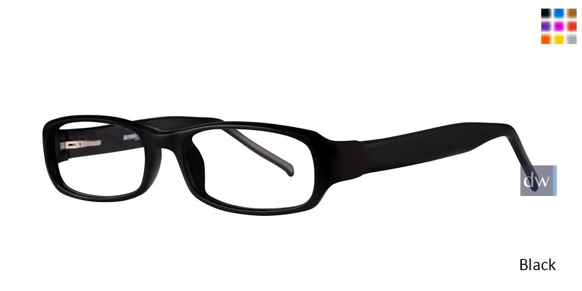 Black Affordable Designs Joe Eyeglasses.