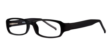 Black Affordable Designs Joe Eyeglasses.
