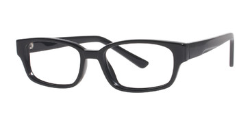 Black Affordable Designs Josh Eyeglasses.