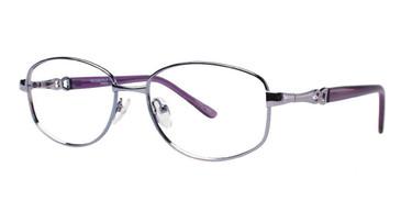 Violet Affordable Designs Julia Eyeglasses.