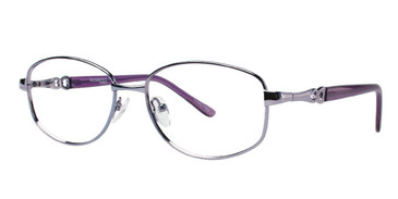 Violet Affordable Designs Julia Eyeglasses.