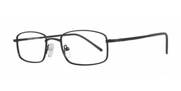 Black Affordable Designs Kingston Jr Eyeglasses.