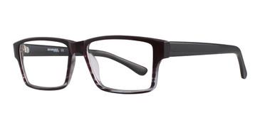 Black Affordable Designs Leo Eyeglasses.