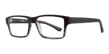 Black Affordable Designs Leo Eyeglasses.
