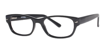 Black Affordable Designs Lloyd Eyeglasses.