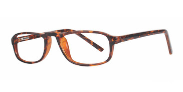 Tortoise Affordable Designs Look Eyeglasses.