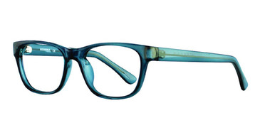 Blue Affordable Designs Lucy Eyeglasses.