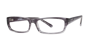 Grey Affordable Designs Matthew Eyeglasses.
