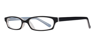 Black Affordable Designs Melissa Eyeglasses.